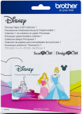 Wzory Disney Princess Brother ScanNcut - 18 wzorów - CADSNP02