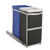 Kosz na śmieci Simplehuman Pull Out Recycler 35 L - CW1016